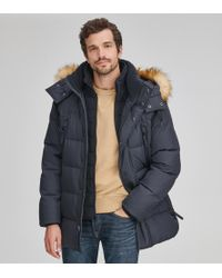 Andrew Marc - Conway Matte Down Parka - Lyst