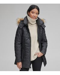 Andrew Marc - Cypress Quilted Hooded Jacket - Lyst