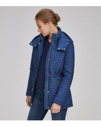 Andrew Marc - Rosedale Quilted Coat - Lyst