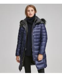 Andrew Marc - Gayle Quilted Down Jacket - Lyst