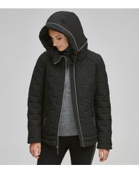 Andrew Marc - Sapphire Quilted Jacket - Lyst