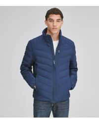 Andrew Marc - Bergen Quilted Down Jacket - Lyst