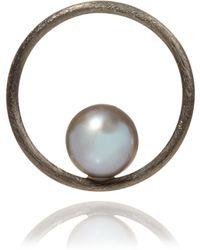 Annoushka - Hoopla Pearl Pendant - Lyst