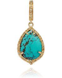 Annoushka - Unique Turquoise Pendant - Lyst