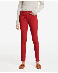 Ann Taylor - Petite Modern All Day Skinny Jeans - Lyst