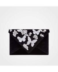 Ann Taylor - Butterfly Garden Envelope Clutch - Lyst