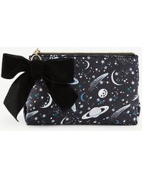 Ann Taylor - Celestial Print Cosmetic Pouch - Lyst