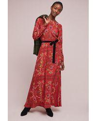 Anthropologie - Morena Floral-print Dress - Lyst