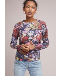 Maeve | Kimmie Floral Pullover | Lyst