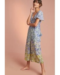 Anthropologie - Romerio Sleep Jumpsuit - Lyst