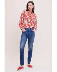 Levi's - 501 High-rise Skinny Jeans - Lyst