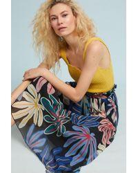 Ottod'Ame - Groovy Floral Skirt - Lyst