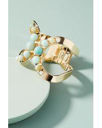 Anton Heunis - Arisha Wave Cuff Bracelet - Lyst