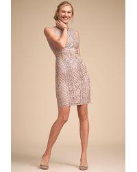74aaf4ff8e931 Lyst - Anthropologie Hildy Dress in Pink