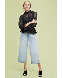 Levi's - High Water High-rise Wide-leg Jeans - Lyst