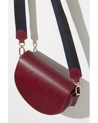 Liebeskind - Maribba Leather Crossbody Bag - Lyst