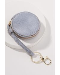 Anthropologie - Maris Ponyhair Coin Purse - Lyst