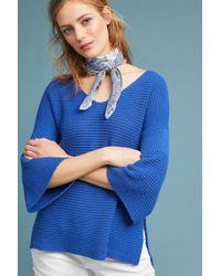 Michael Stars - Bell-sleeved Sweater - Lyst
