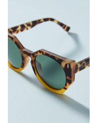 Matt & Nat - Mule Colorblocked Tortoise Sunglasses - Lyst