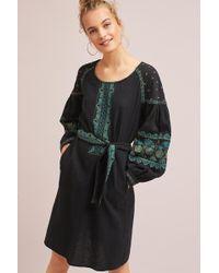 Antik Batik - Petite Embroidered Dress - Lyst