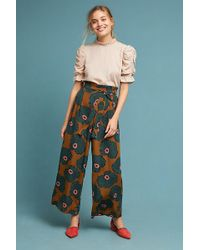Anthropologie - Windham Wide-leg Trousers - Lyst