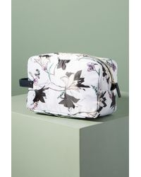 Anthropologie - May Flowers Cosmetic Case - Lyst