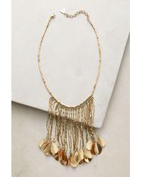 Serefina - Rainpetal Bib Necklace - Lyst