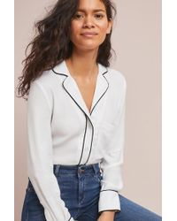 Mcguire - Rossi Pajama-style Top - Lyst