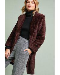 Seen, Worn, Kept - Rubie Faux Fur Coat - Lyst