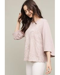 Akemi + Kin | Onora Kimono Sweatshirt | Lyst