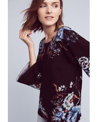 Plenty by Tracy Reese - Lindan Floral Pullover - Lyst