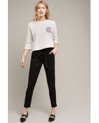 Elevenses - Paperbag-waisted Joggers - Lyst