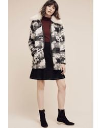 Hei Hei - Cloudscape Car Coat - Lyst