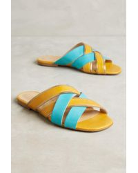 Vicenza | Sunny Slide Sandals | Lyst