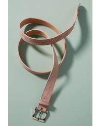 Brave Leather - Millie Bobbie Belt - Lyst