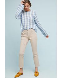 Anthropologie | Cropped Utility Flare Pants | Lyst