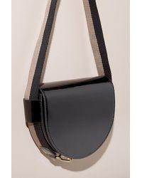 Liebeskind - Leather Saddle Bag - Lyst