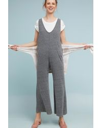 Cloth & Stone | Heather Jumpsuit | Lyst