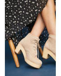 Ariana Bohling - Juno Clog Boots - Lyst