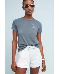 Anthropologie - Woman Kind Graphic Tee - Lyst