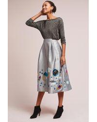 Manish Arora - Galaxy Embroidered Skirt - Lyst