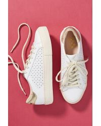 No Name - Arcade Perforated Sneakers - Lyst