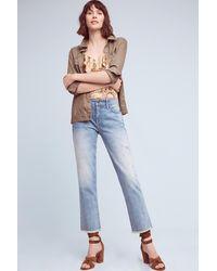 Pilcro - Hyphen High-rise Boyfriend Jeans - Lyst