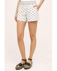 Hei Hei - Tailored Clipdot Shorts - Lyst