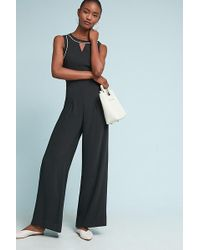 0f55a7b2866 Anthropologie - Whitney Tailored Jumpsuit - Lyst