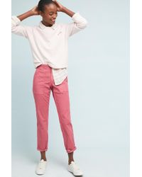 Anthropologie | Washed Wanderer Utility Pants | Lyst