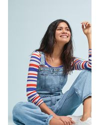 Levi's - Baggy Dungarees - Lyst
