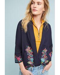 Bl-nk - Esmeralda Embroidered Jacket - Lyst