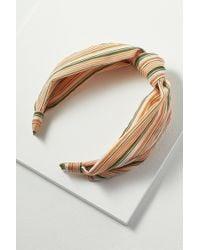 Anthropologie - Aina Striped Headband - Lyst
