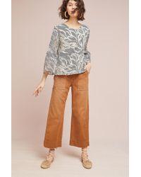 Waverly Grey | Bouchon Striped Top | Lyst